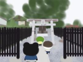 天満天神宮でお参り(1).jpg