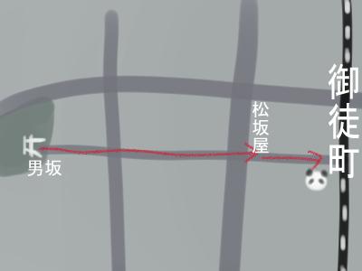男坂から御徒町へ.jpg